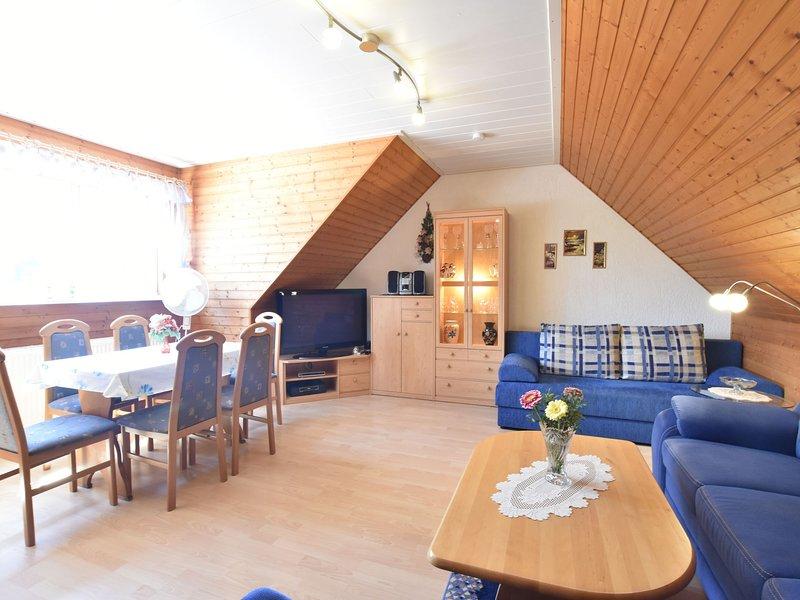Spacious Holiday Home in Krusenhagen with Garden, holiday rental in Neukloster