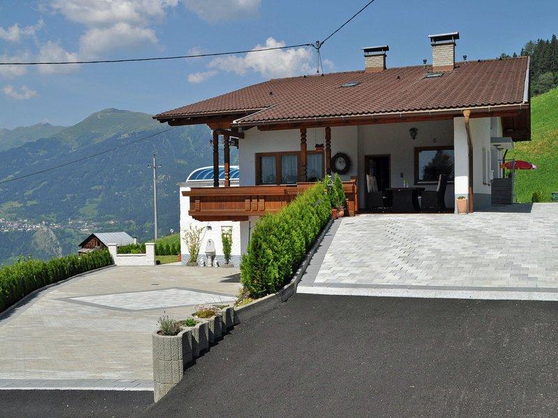 Exquisite Apartment inKaunerberg Tyrol in the Mountains, alquiler de vacaciones en Feichten