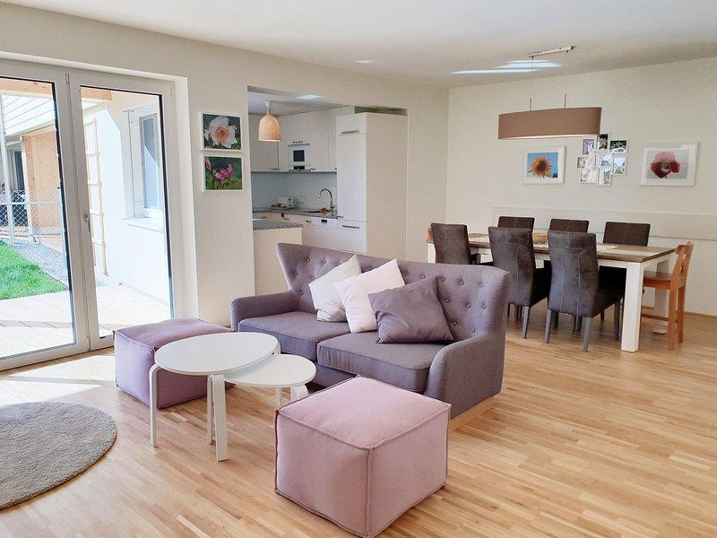 Modern Apartment in Tamsweg near Ski Area, aluguéis de temporada em Tamsweg