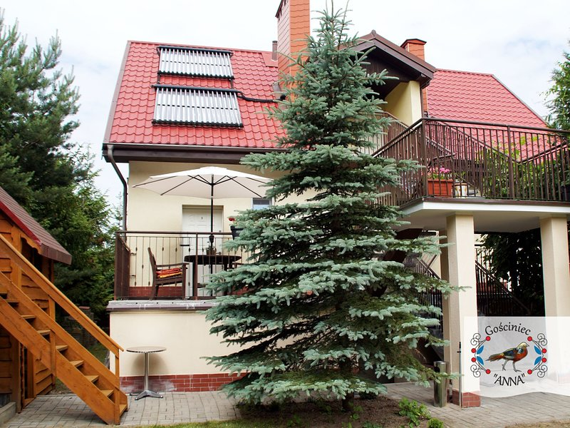 Upscale Holiday home in Zgorzale Pomeranian with Private Pool, vakantiewoning in Garcz
