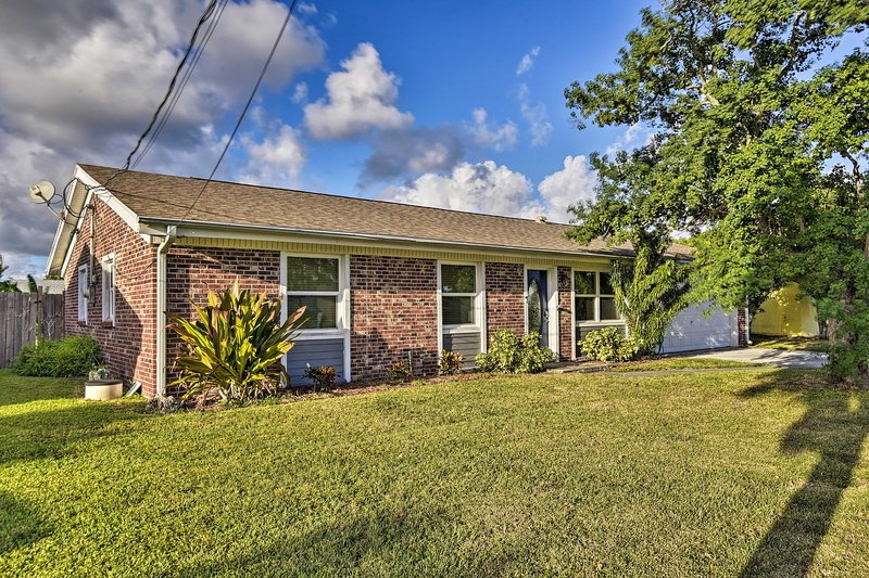 This home is situated near Florida's best beaches, golfing, and attractions.