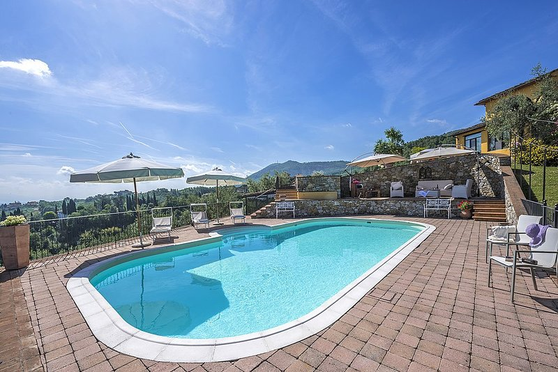 Villa Cordelia, holiday rental in Serravalle Pistoiese