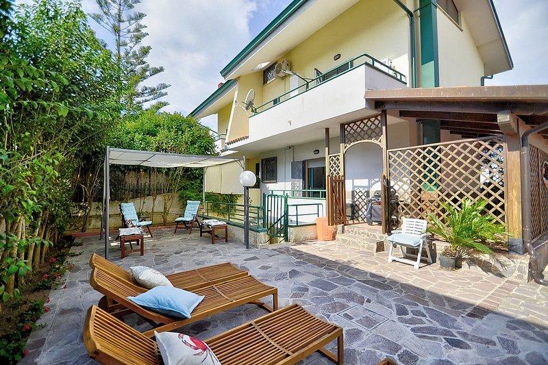 Villa Il Nocchiero, holiday rental in Laura