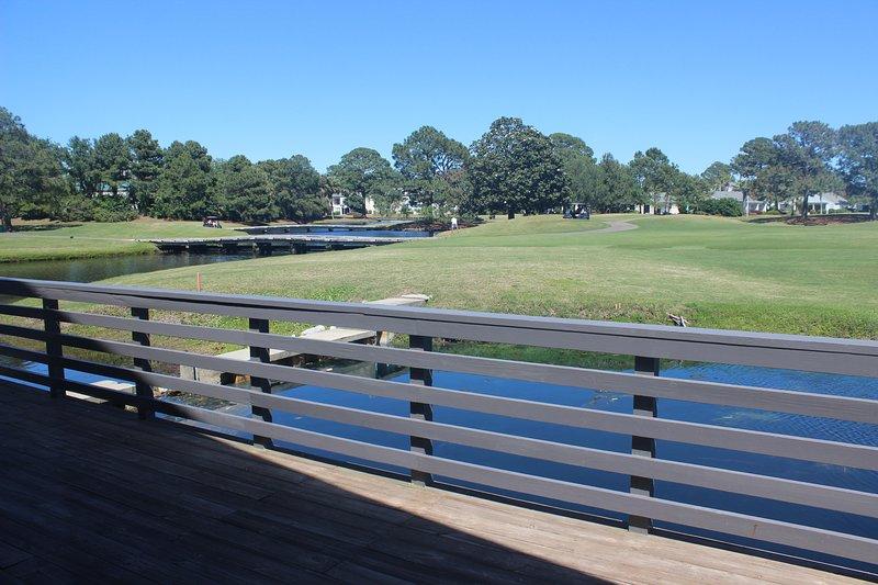 Railing,Bridge,Boardwalk,Building,Water