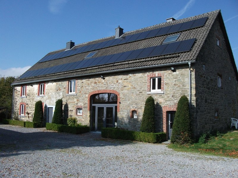 Luxurious Holiday Home in Sourbrodt with Sauna, holiday rental in Sourbrodt