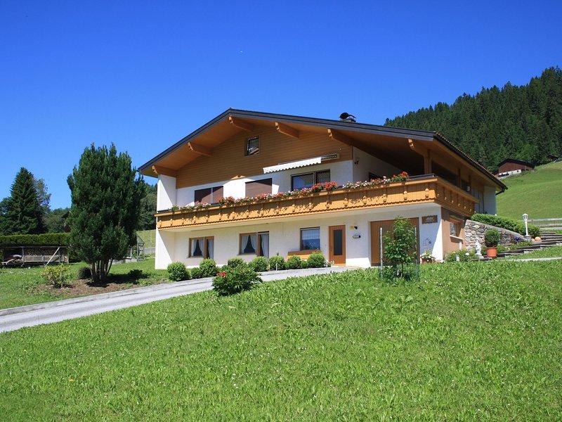 Luxury Apartment in Vorarlberg near Ski Area, holiday rental in Bartholomaeberg