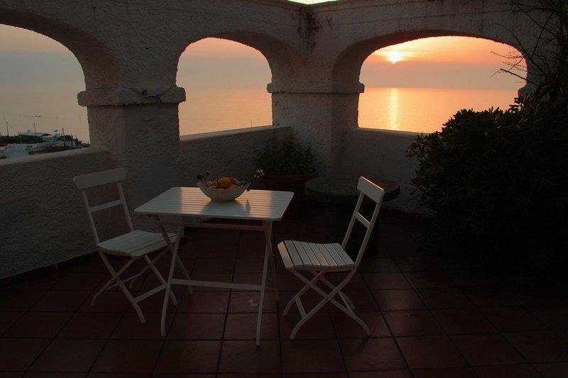 Eremo di Montevergine : Teti, location de vacances à Forio