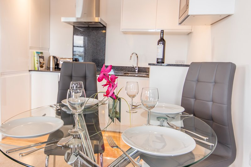 Crow's Nest by Pureserviced, holiday rental in Torpoint