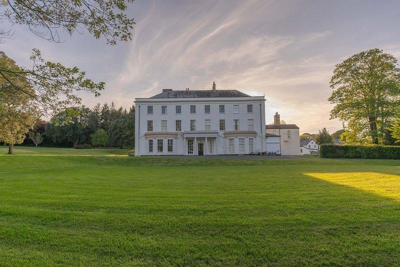 Moreton House, una casa di campagna di II grado tra Bideford e Westward Ho!