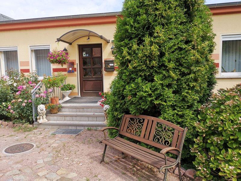 Gästezimmer- und Ferienzimmer Am Gewölbekeller, location de vacances à Coswig