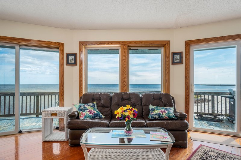 Beach House - Privacy & Serenity, casa vacanza a Cedar Island