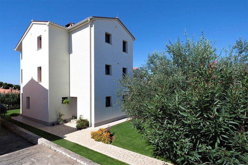 Herbe, décoration, bâtiment, pelouse, architecture