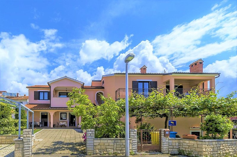 Edificio, Casa, Vecindario, Urbano, Hotel