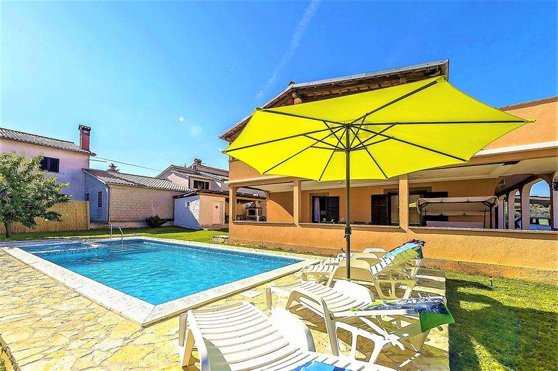 Edifício, Hotel, Água, Piscina, Resort