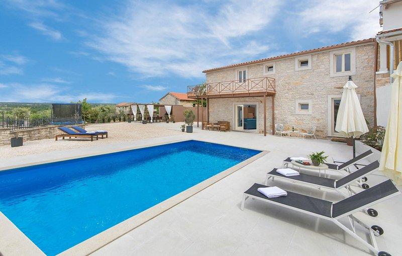 Wasser, Pool, Schwimmbad, Gebäude, Haus