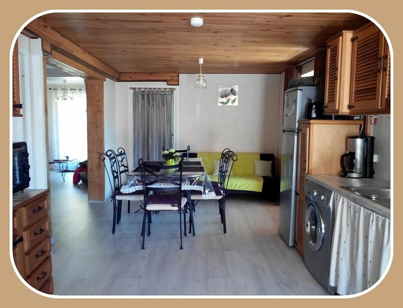 Au Chalet d'Anna, vacation rental in La Balme-les-Grottes