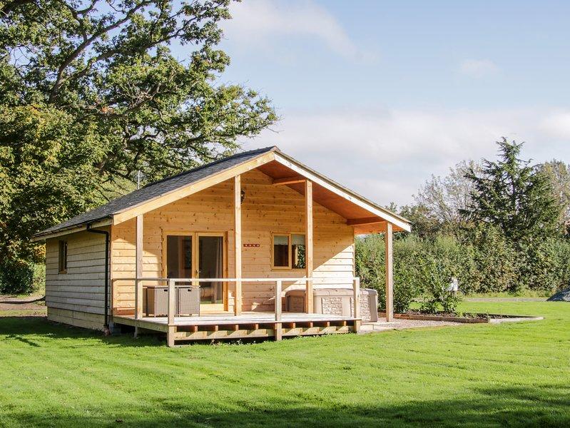 Moorhen Lodge, Kinnerley, vacation rental in Bagley