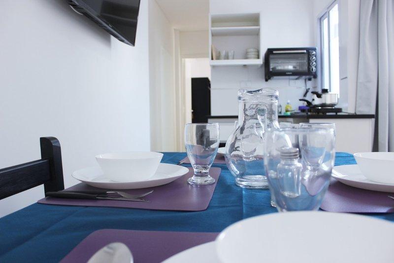 Center Apart Mendoza - Dpto 204, holiday rental in Villa Nueva
