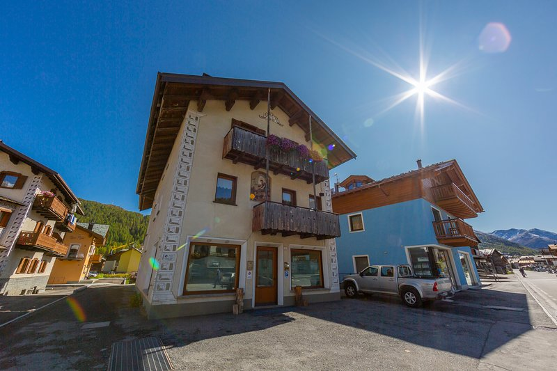 Bellvue, holiday rental in Trepalle