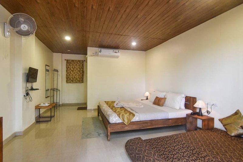 103 - Sand - La Mer Beach House, vacation rental in Raigad District
