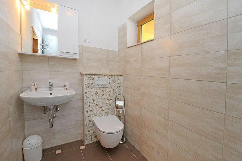 Casa de Banho, Quarto, Interior, WC