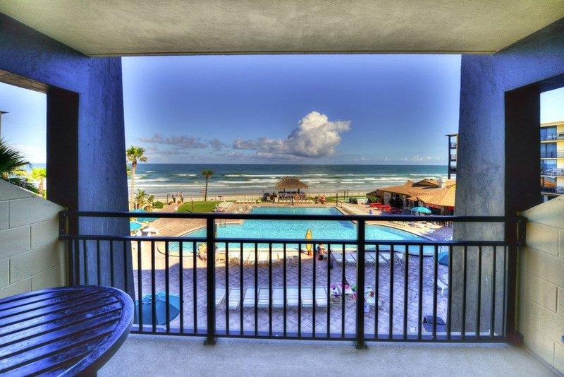 Hawaiian Inn Resort - Planta 3 Frente y Centro