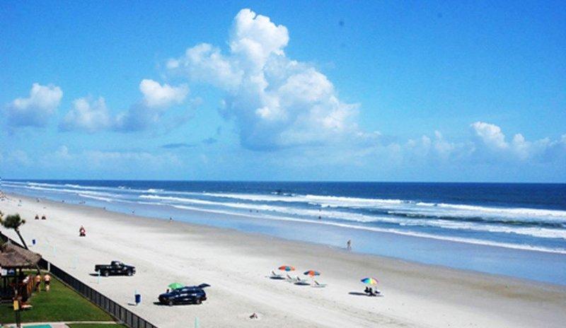 Hawaiian Inn - Oceanfront Palm Suite, casa vacanza a South Daytona
