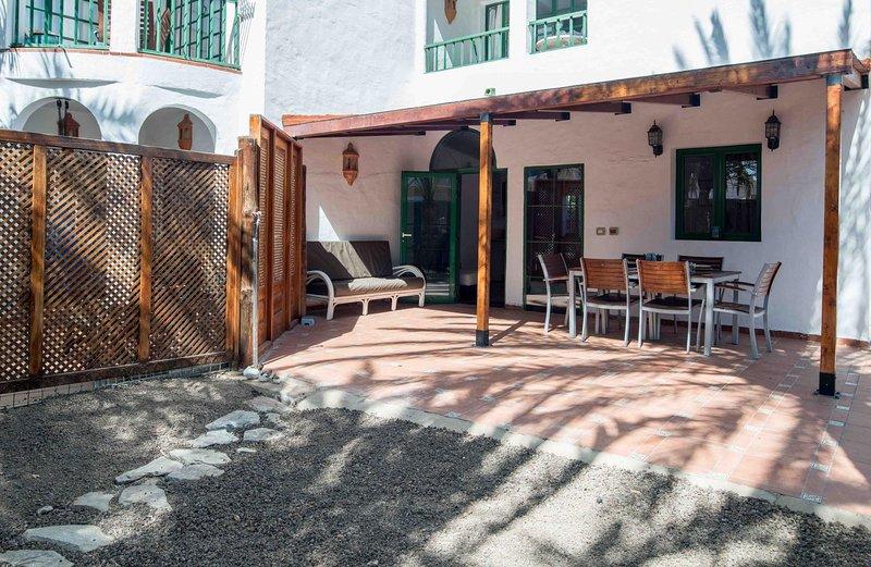 Apartamento Bahia Feliz  terraza jardin wifi by Lightbooking, vacation rental in Maspalomas