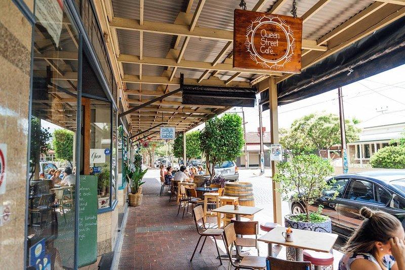 Queen Street Cafe's - Increíble comida y café