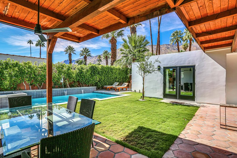 The Movie Colony Estate, holiday rental in Palm Springs