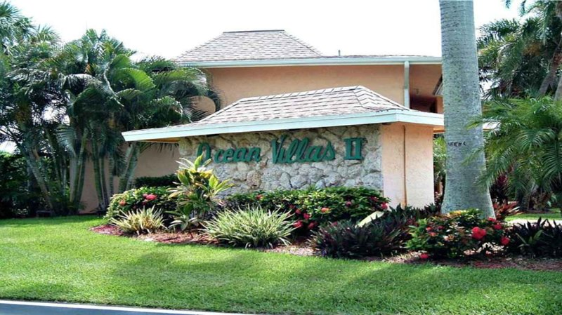 Ocean Villas II is super close to all amenities in Ocean Village.