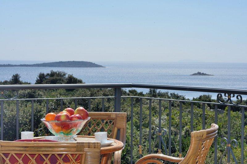 Ljuba A1 (2+2) ISTOČNI - Cove Ljubljeva (Vinisce), vacation rental in Sevid
