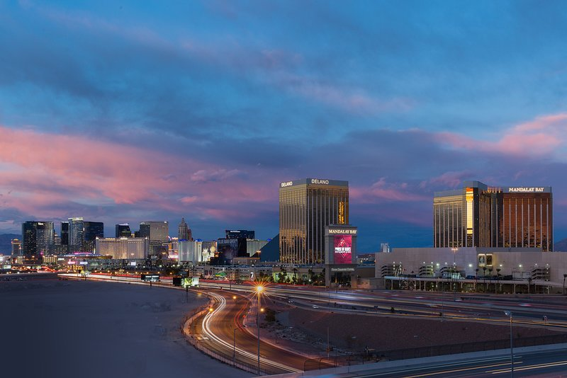 Welcome to your awesome vacation in Vegas.