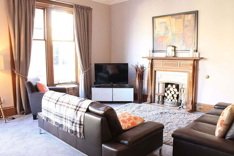 10 Murray Park, holiday rental in St Andrews