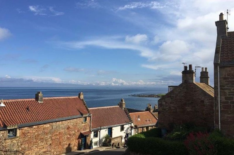 3 Castle Terrace, holiday rental in Crail