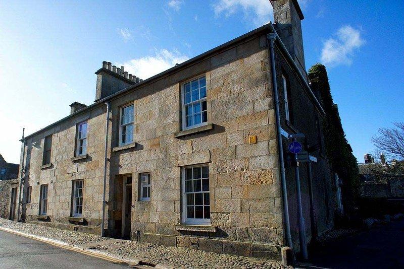 East Castlemount, location de vacances à Boarhills