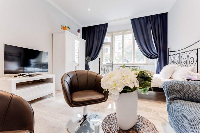 cozy apartment in the heart of historic center, alquiler de vacaciones en Praga