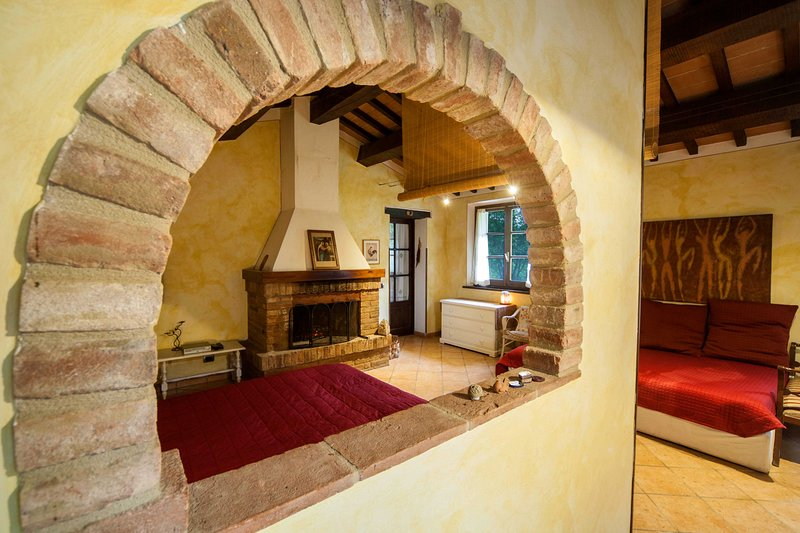 Cottage In The South Of Tuscany, Ferienwohnung in Chiusi
