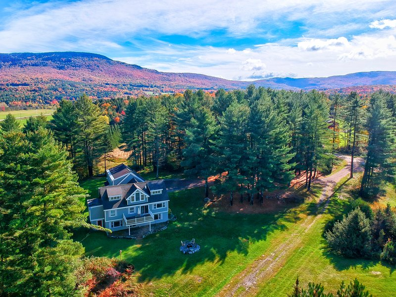 Grey Goose Farm, vacation rental in Craftsbury