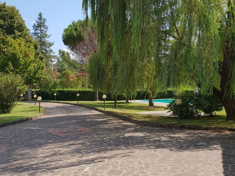 Villa Edera, holiday rental in Ferracciano