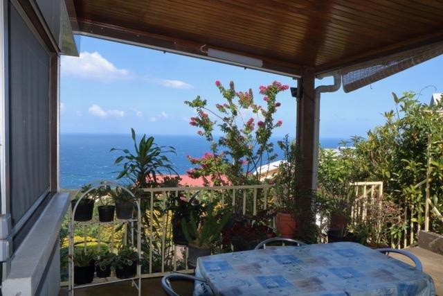 Beautiful studio with sea view, vacation rental in Petite-Ile