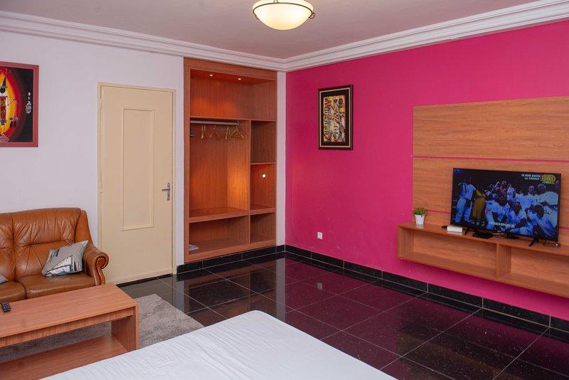 Joli appartement meublé en centre ville, aluguéis de temporada em Região de Dakar