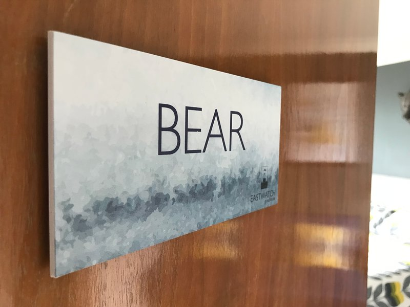 Bear triple deluxe double/family room., vacation rental in Berwick-upon-Tweed