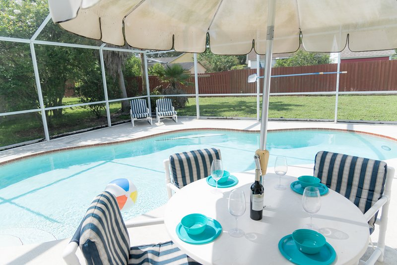 3 bedroom home private pool near Disney I4 & shops, holiday rental in Davenport