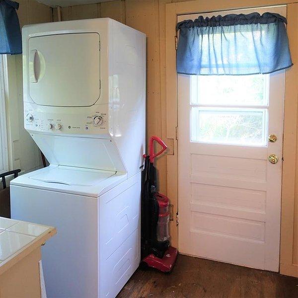 Refrigerador, Secadora, Lavadora