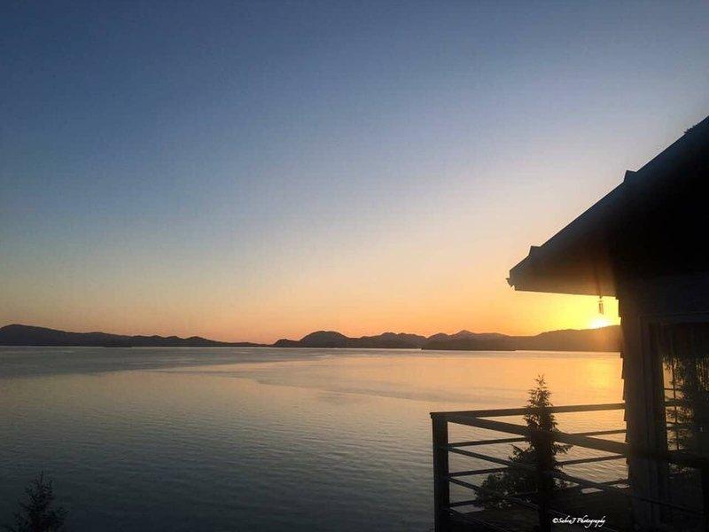 Oceanside B&B, alquiler de vacaciones en Wrangell