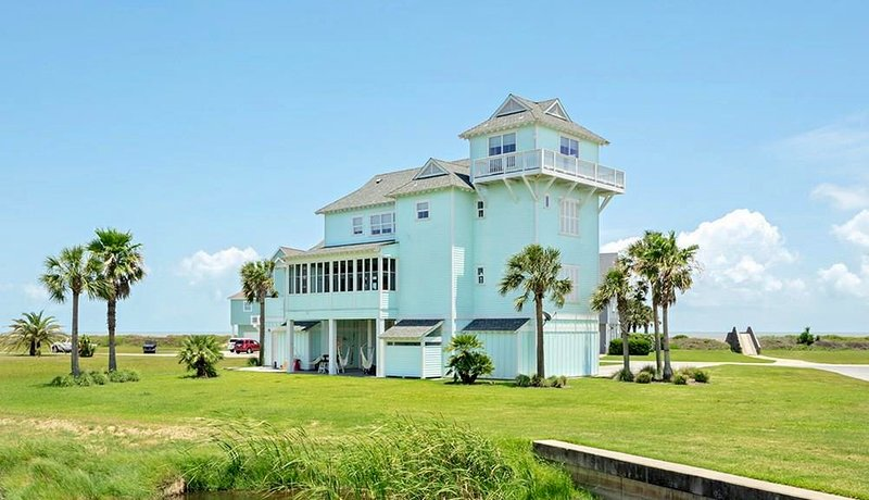 1 Biscayne, casa vacanza a Port Bolivar