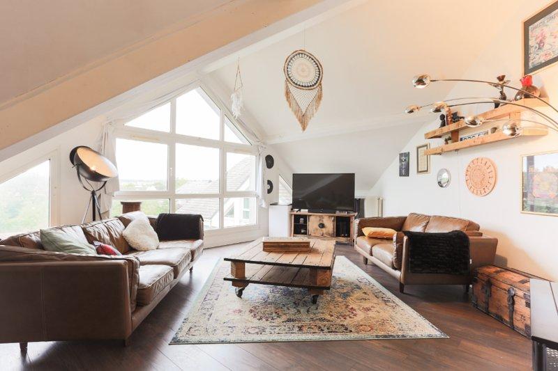 Duplex Plaisir, holiday rental in Septeuil