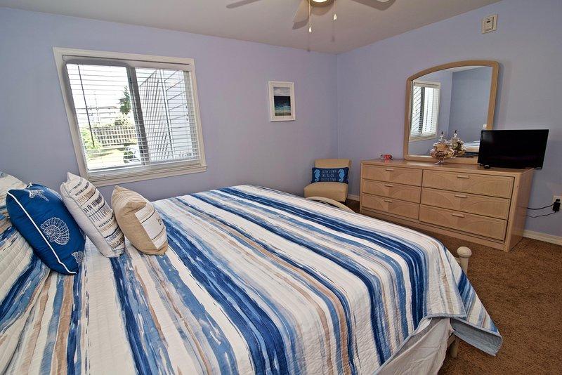 Camera da letto, in camera, interna, Mobilio, Letto