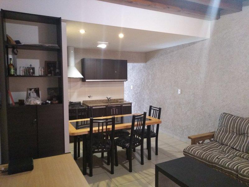 Departamento Amoblado, vacation rental in La Consulta